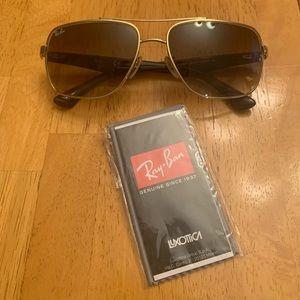 New Authentic Ray-Ban Caravan Sunglasses
